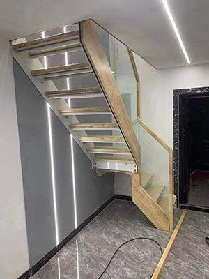 钢木楼梯报价