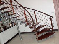 钢木楼梯厂家智慧分享