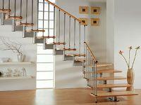 缩颈楼梯结构详情