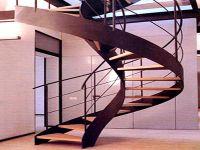 卷板楼梯应用