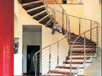 时尚双梁楼梯