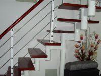 钢木楼梯风格