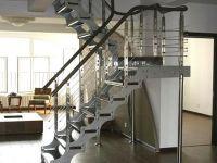 双梁楼梯材质
