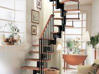 个性化缩颈楼梯
