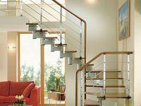 上乘缩颈楼梯