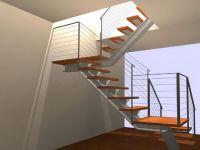 斜梁楼梯优点
