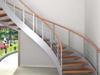 卷板楼梯生产厂家