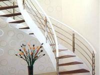 优雅卷板楼梯