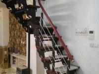 2017新品钢木楼梯
